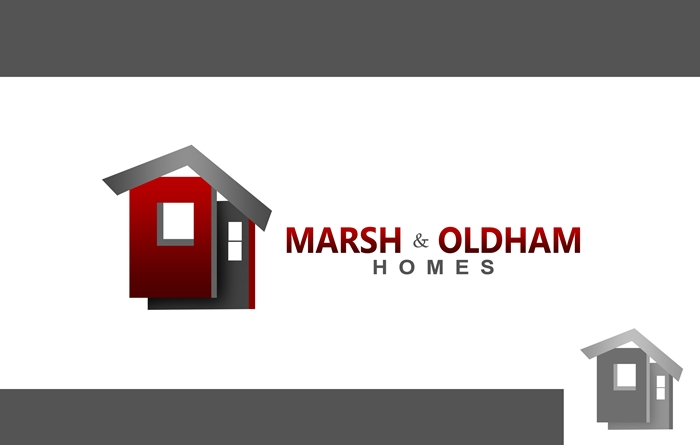 Logo Design by Respati Himawan - Entry No. 43 in the Logo Design Contest Artistic Logo Design for Marsh & Oldham Homes.