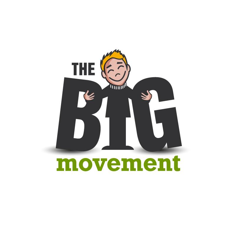 Logo Design by luna - Entry No. 52 in the Logo Design Contest Warm, Fun & Friendly Logo Design for BIG UK.