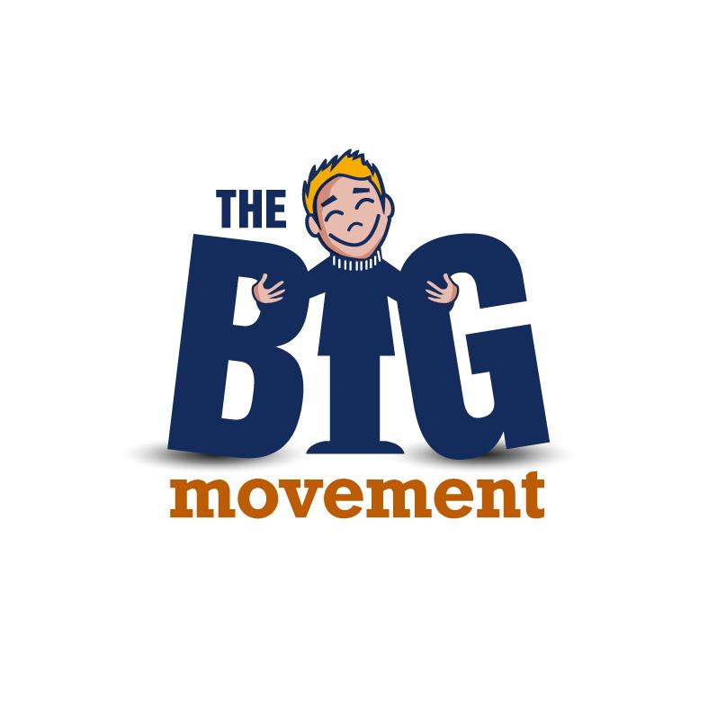 Logo Design by luna - Entry No. 53 in the Logo Design Contest Warm, Fun & Friendly Logo Design for BIG UK.