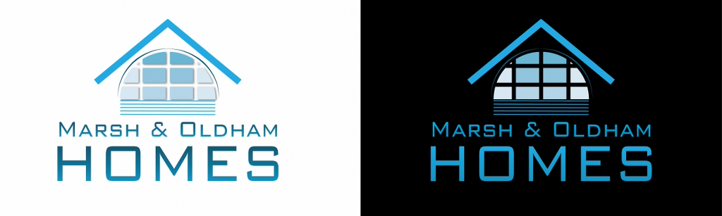 Logo Design by KmProductions - Entry No. 48 in the Logo Design Contest Artistic Logo Design for Marsh & Oldham Homes.