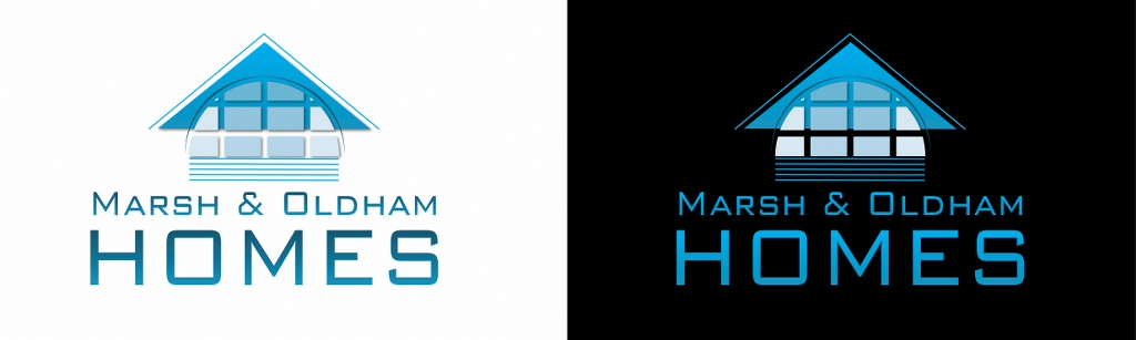 Logo Design by KmProductions - Entry No. 49 in the Logo Design Contest Artistic Logo Design for Marsh & Oldham Homes.