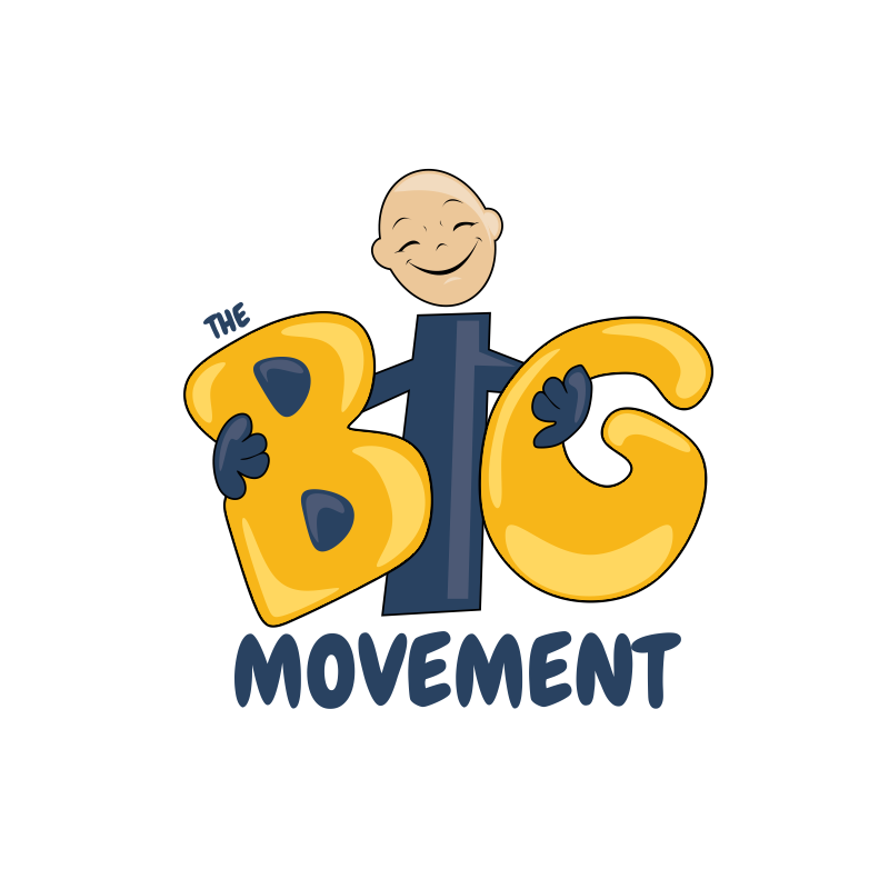 Logo Design by moisesf - Entry No. 61 in the Logo Design Contest Warm, Fun & Friendly Logo Design for BIG UK.
