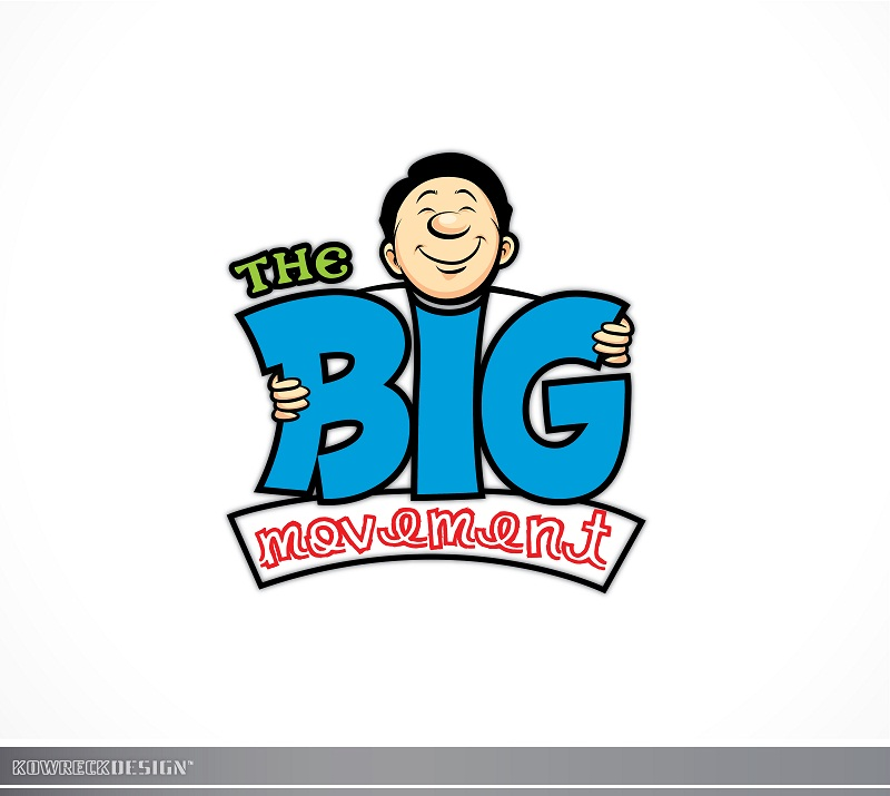 Logo Design by kowreck - Entry No. 62 in the Logo Design Contest Warm, Fun & Friendly Logo Design for BIG UK.