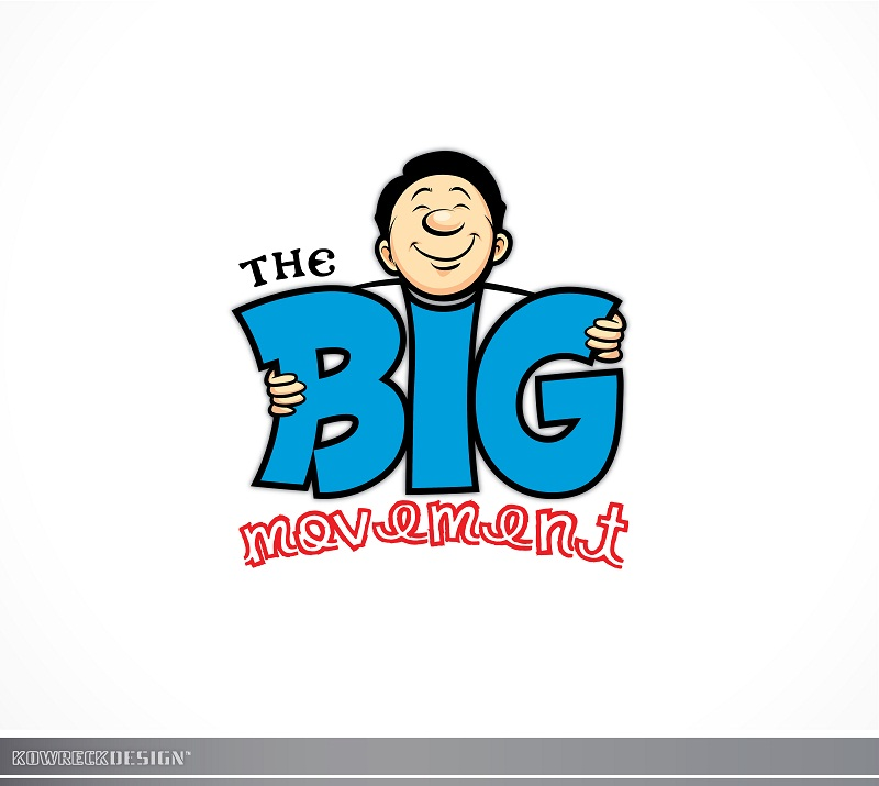 Logo Design by kowreck - Entry No. 63 in the Logo Design Contest Warm, Fun & Friendly Logo Design for BIG UK.