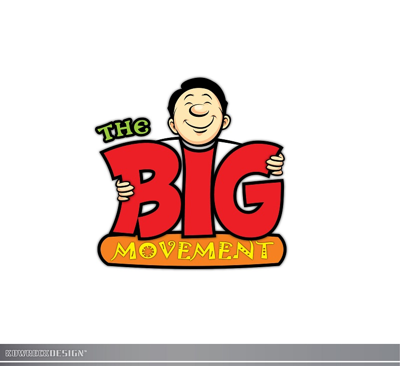 Logo Design by kowreck - Entry No. 64 in the Logo Design Contest Warm, Fun & Friendly Logo Design for BIG UK.