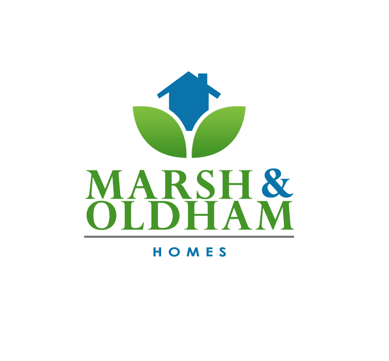 Logo Design by elmd - Entry No. 57 in the Logo Design Contest Artistic Logo Design for Marsh & Oldham Homes.