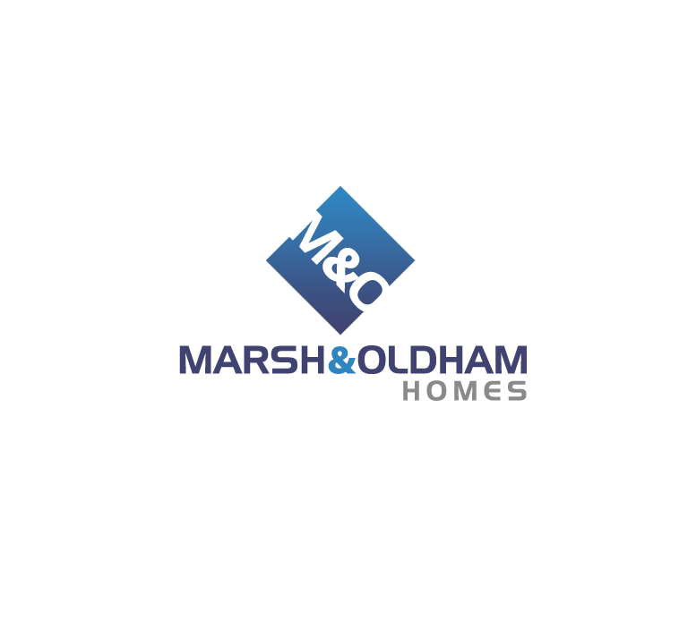 Logo Design by elmd - Entry No. 58 in the Logo Design Contest Artistic Logo Design for Marsh & Oldham Homes.