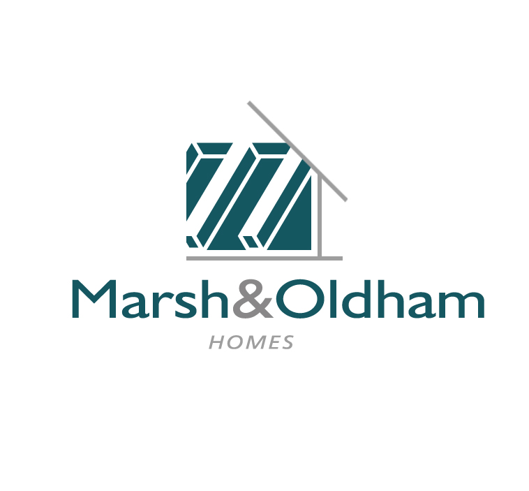 Logo Design by elmd - Entry No. 59 in the Logo Design Contest Artistic Logo Design for Marsh & Oldham Homes.