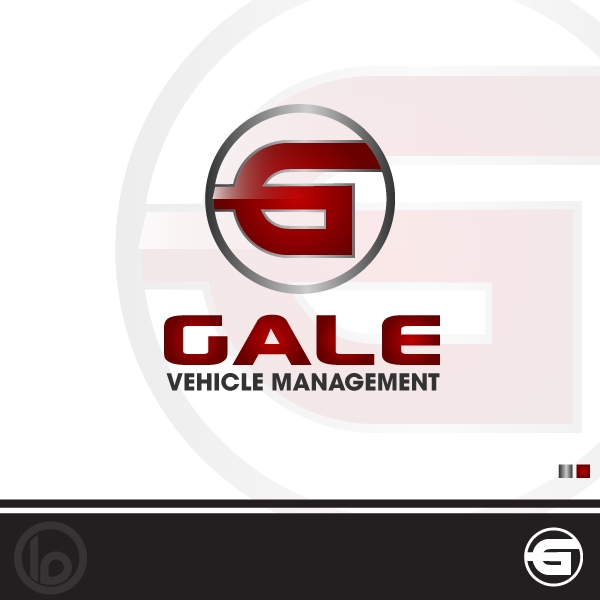 Logo Design by lumerb - Entry No. 46 in the Logo Design Contest Artistic Logo Design for Gale Vehicle Management.