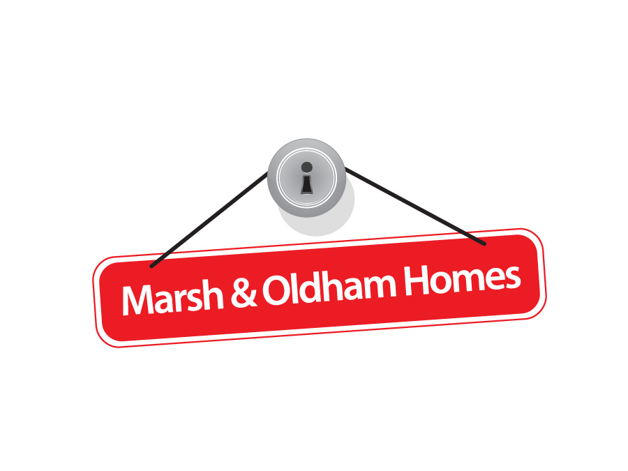 Logo Design by jpbituin - Entry No. 63 in the Logo Design Contest Artistic Logo Design for Marsh & Oldham Homes.