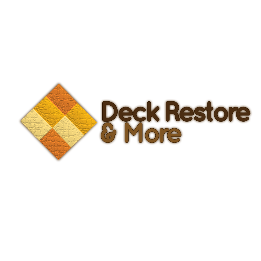 Logo Design by guerreroide - Entry No. 63 in the Logo Design Contest Deck Restore & More.