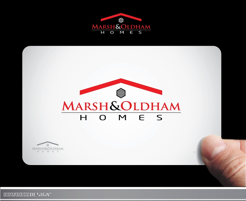Logo Design by kowreck - Entry No. 66 in the Logo Design Contest Artistic Logo Design for Marsh & Oldham Homes.