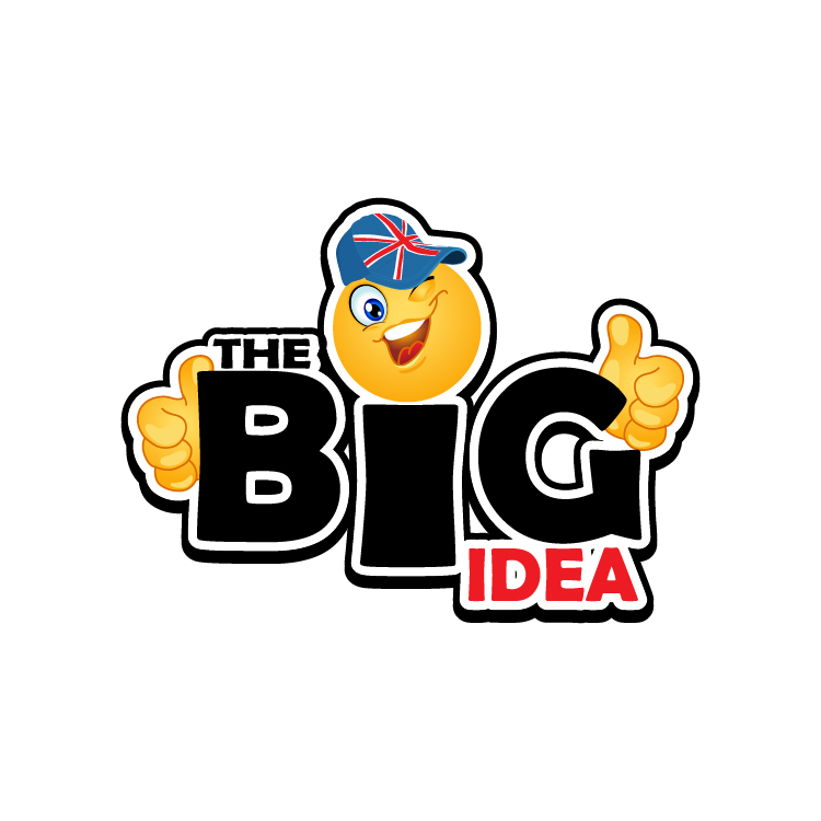 Logo Design by lagalag - Entry No. 68 in the Logo Design Contest Warm, Fun & Friendly Logo Design for BIG UK.