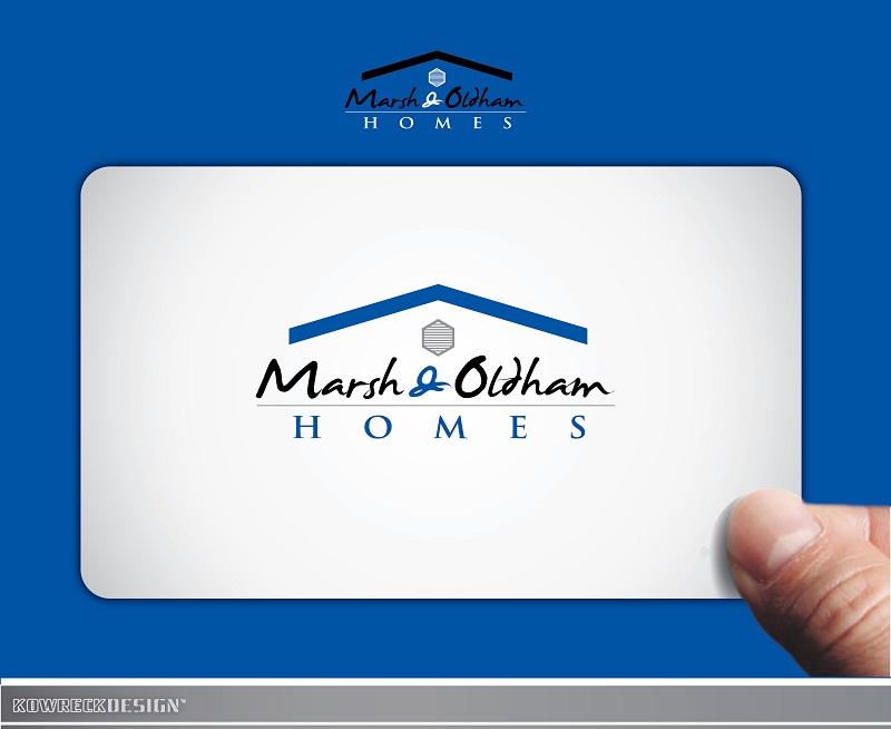 Logo Design by kowreck - Entry No. 68 in the Logo Design Contest Artistic Logo Design for Marsh & Oldham Homes.