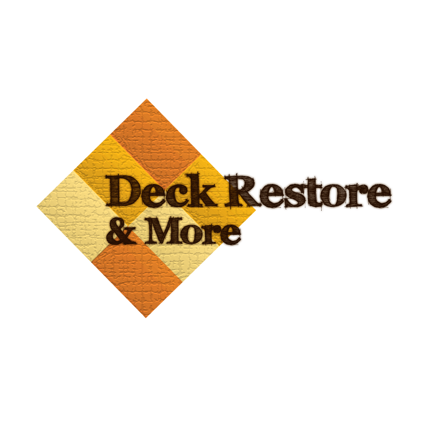 Logo Design by guerreroide - Entry No. 64 in the Logo Design Contest Deck Restore & More.