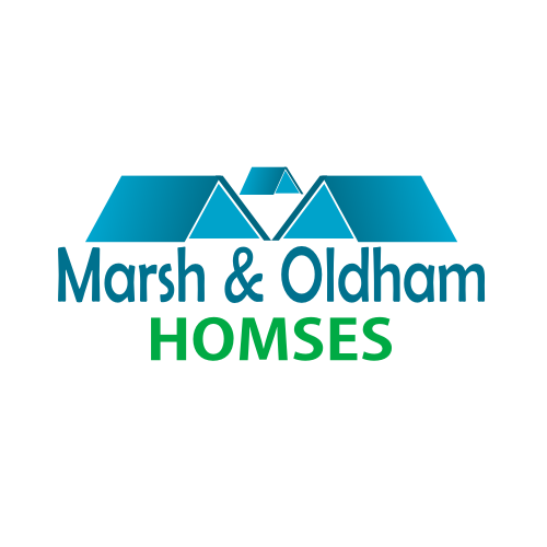 Logo Design by Ben ali Fethi - Entry No. 78 in the Logo Design Contest Artistic Logo Design for Marsh & Oldham Homes.