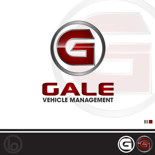 Logo Design by lumerb - Entry No. 67 in the Logo Design Contest Artistic Logo Design for Gale Vehicle Management.