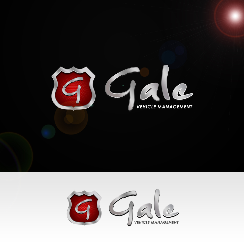 Logo Design by omARTist - Entry No. 70 in the Logo Design Contest Artistic Logo Design for Gale Vehicle Management.