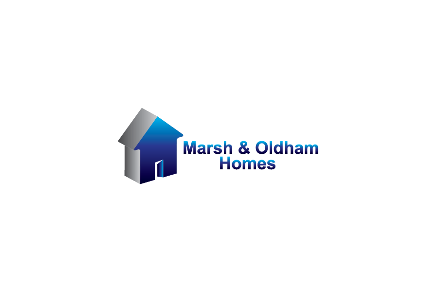 Logo Design by Private User - Entry No. 80 in the Logo Design Contest Artistic Logo Design for Marsh & Oldham Homes.