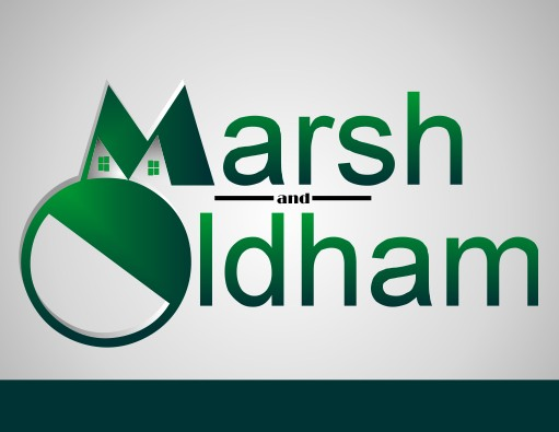 Logo Design by Crispin Vasquez - Entry No. 82 in the Logo Design Contest Artistic Logo Design for Marsh & Oldham Homes.