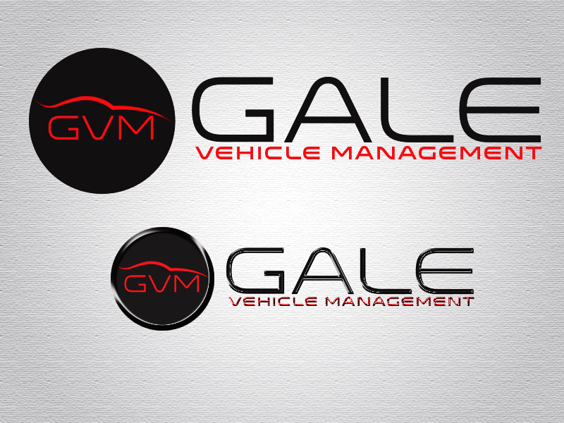 Logo Design by Mythos Designs - Entry No. 72 in the Logo Design Contest Artistic Logo Design for Gale Vehicle Management.