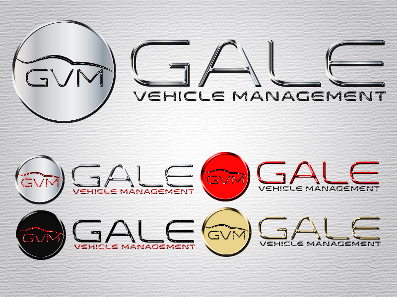 Logo Design by Mythos Designs - Entry No. 74 in the Logo Design Contest Artistic Logo Design for Gale Vehicle Management.