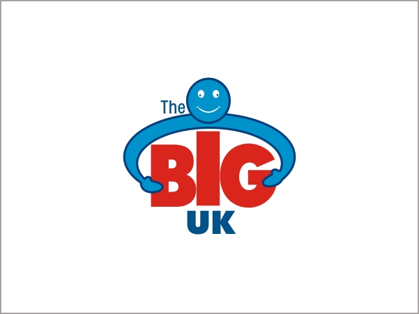 Logo Design by RED HORSE design studio - Entry No. 73 in the Logo Design Contest Warm, Fun & Friendly Logo Design for BIG UK.