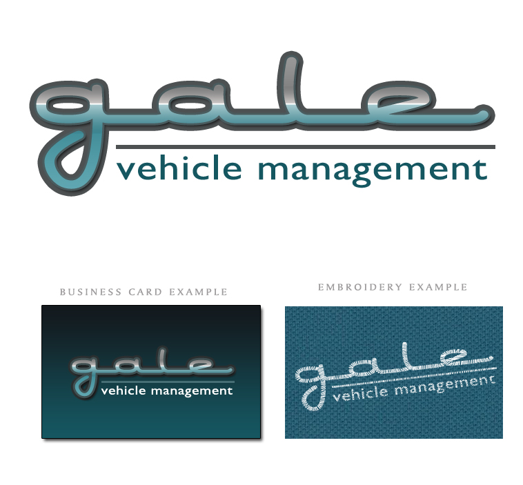 Logo Design by elmd - Entry No. 87 in the Logo Design Contest Artistic Logo Design for Gale Vehicle Management.