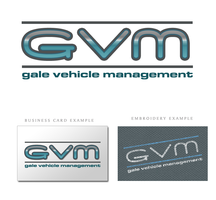 Logo Design by elmd - Entry No. 88 in the Logo Design Contest Artistic Logo Design for Gale Vehicle Management.