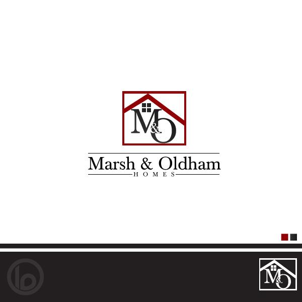 Logo Design by lumerb - Entry No. 93 in the Logo Design Contest Artistic Logo Design for Marsh & Oldham Homes.