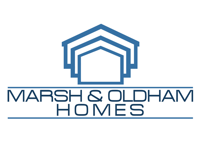 Logo Design by Private User - Entry No. 96 in the Logo Design Contest Artistic Logo Design for Marsh & Oldham Homes.