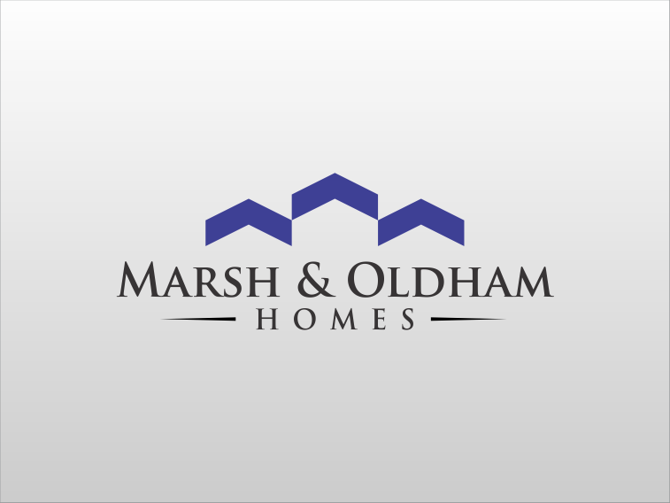 Logo Design by sihanss - Entry No. 97 in the Logo Design Contest Artistic Logo Design for Marsh & Oldham Homes.