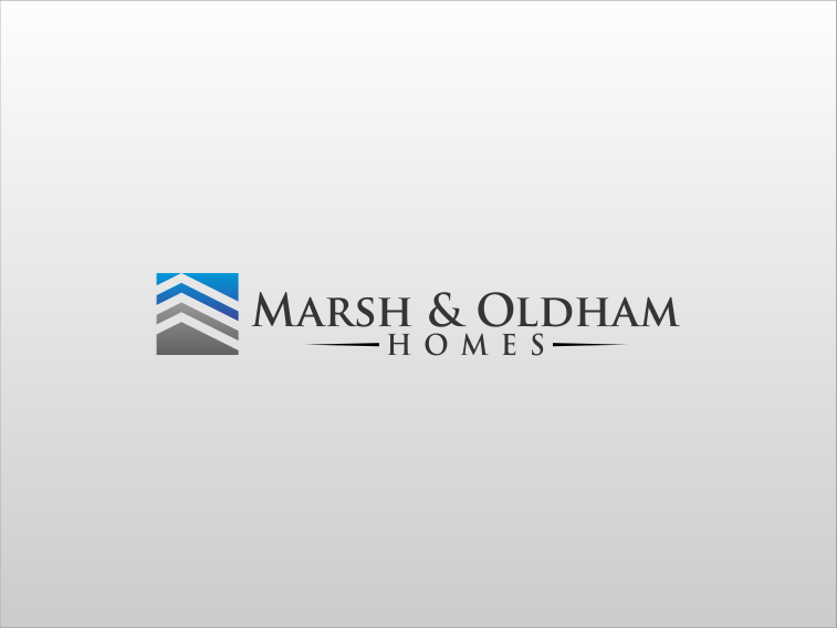 Logo Design by sihanss - Entry No. 99 in the Logo Design Contest Artistic Logo Design for Marsh & Oldham Homes.