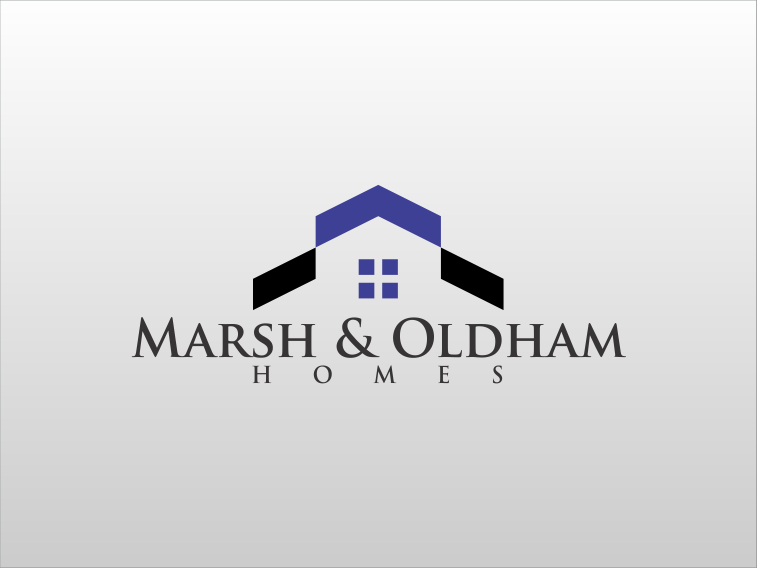 Logo Design by sihanss - Entry No. 100 in the Logo Design Contest Artistic Logo Design for Marsh & Oldham Homes.