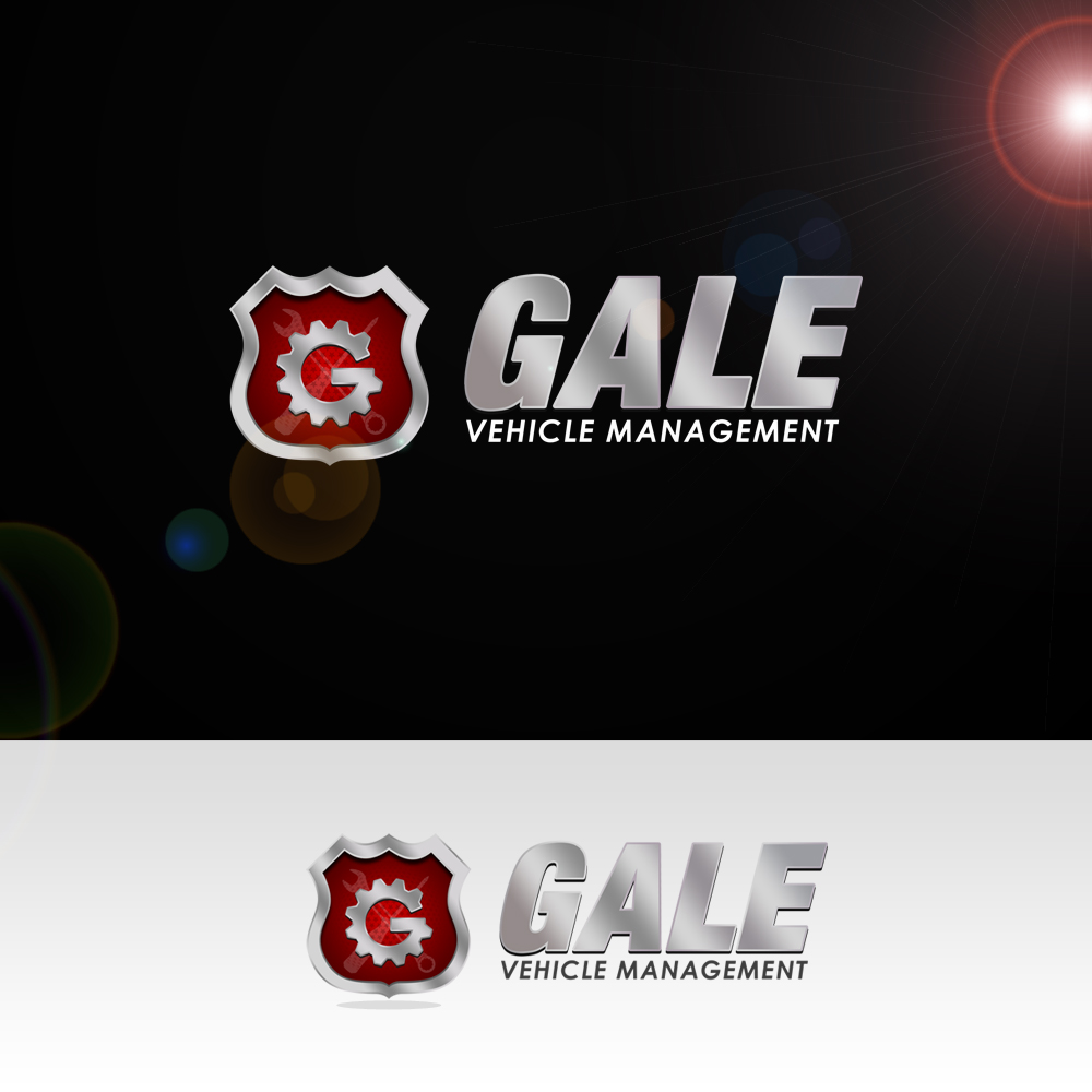 Logo Design by omARTist - Entry No. 95 in the Logo Design Contest Artistic Logo Design for Gale Vehicle Management.