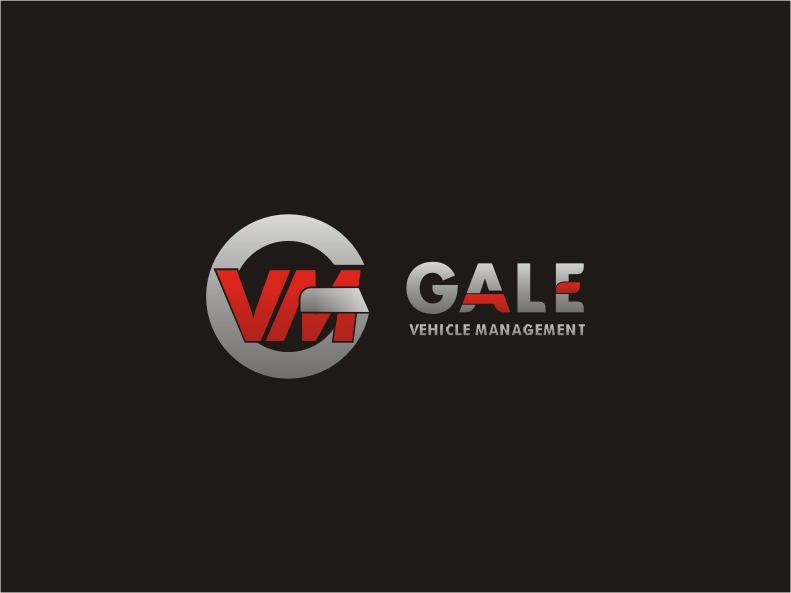 Logo Design by RED HORSE design studio - Entry No. 101 in the Logo Design Contest Artistic Logo Design for Gale Vehicle Management.