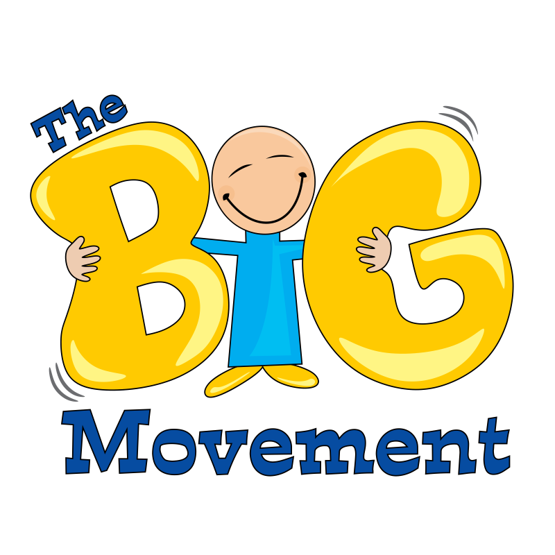 Logo Design by moisesf - Entry No. 83 in the Logo Design Contest Warm, Fun & Friendly Logo Design for BIG UK.