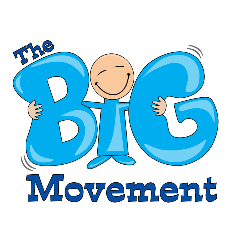Logo Design by moisesf - Entry No. 84 in the Logo Design Contest Warm, Fun & Friendly Logo Design for BIG UK.