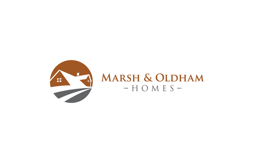 Logo Design by Nazim - Entry No. 105 in the Logo Design Contest Artistic Logo Design for Marsh & Oldham Homes.