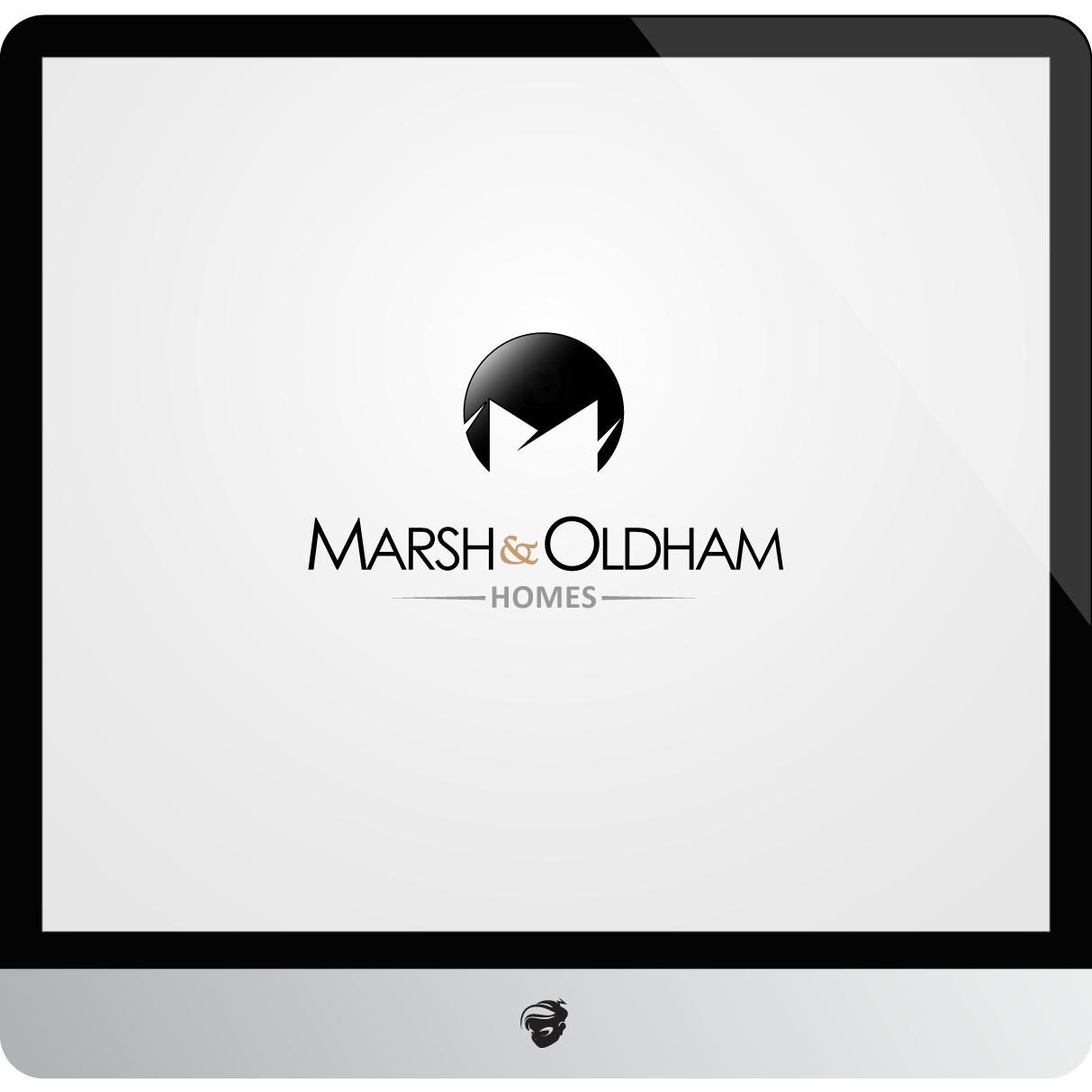 Logo Design by zesthar - Entry No. 111 in the Logo Design Contest Artistic Logo Design for Marsh & Oldham Homes.