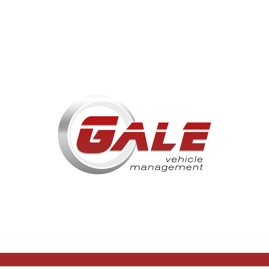 Logo Design by Edward Goodwin - Entry No. 106 in the Logo Design Contest Artistic Logo Design for Gale Vehicle Management.