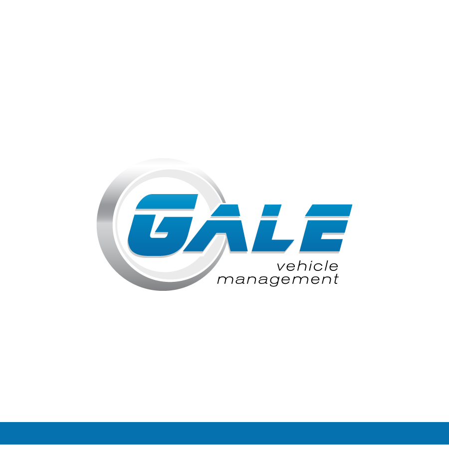 Logo Design by Edward Goodwin - Entry No. 107 in the Logo Design Contest Artistic Logo Design for Gale Vehicle Management.