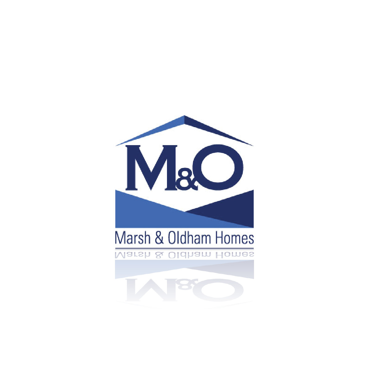 Logo Design by ISaac Law - Entry No. 120 in the Logo Design Contest Artistic Logo Design for Marsh & Oldham Homes.