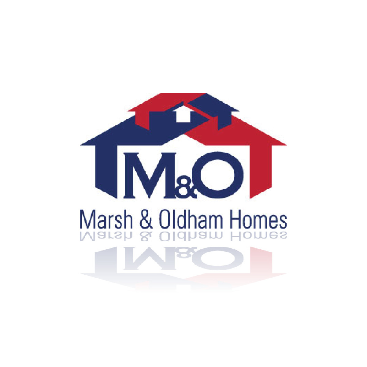 Logo Design by ISaac Law - Entry No. 121 in the Logo Design Contest Artistic Logo Design for Marsh & Oldham Homes.