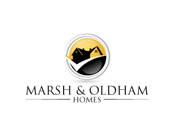 Logo Design by Muhammad Sopandi - Entry No. 124 in the Logo Design Contest Artistic Logo Design for Marsh & Oldham Homes.