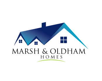 Logo Design by Muhammad Sopandi - Entry No. 126 in the Logo Design Contest Artistic Logo Design for Marsh & Oldham Homes.