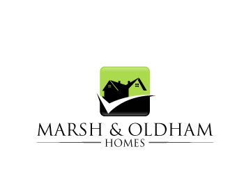 Logo Design by Muhammad Sopandi - Entry No. 128 in the Logo Design Contest Artistic Logo Design for Marsh & Oldham Homes.