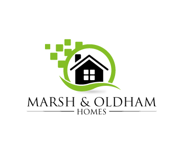 Logo Design by Muhammad Sopandi - Entry No. 129 in the Logo Design Contest Artistic Logo Design for Marsh & Oldham Homes.
