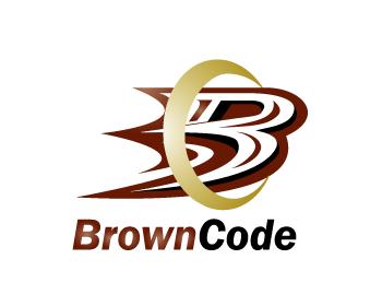 Logo Design by Muhammad Sopandi - Entry No. 4 in the Logo Design Contest New Logo Design for Brown Code.