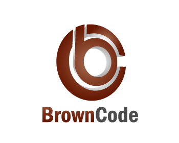 Logo Design by Muhammad Sopandi - Entry No. 5 in the Logo Design Contest New Logo Design for Brown Code.